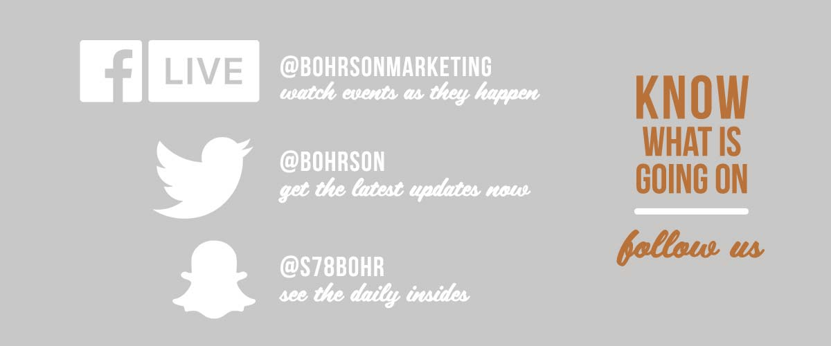 Borhson Marketing Services Facebook